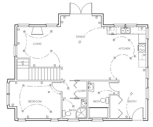 Architecture Drawing Png make your own blueprint | how to draw floor plans