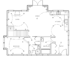 House blueprints tutorials How to read plans for a house