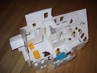 Building Architectural Models 3D House
