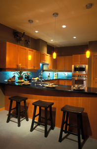 kitchen layout design