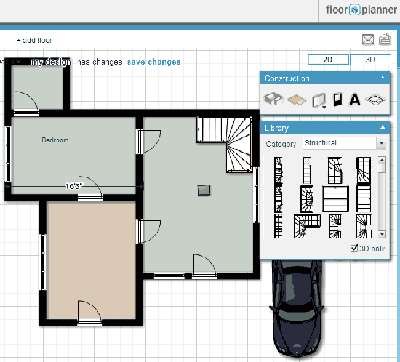 Floorplanner Home Design Software