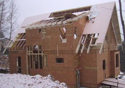 Roof Framing House Building Blog