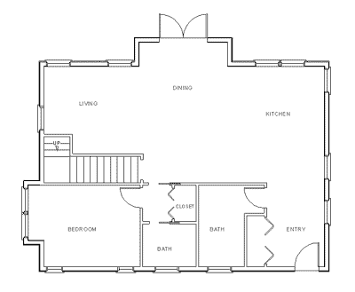 Draw Floor Plan Step 5